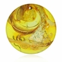 Hope Cremains Encased in Glass Cremation Sun Catcher