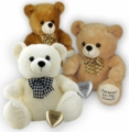 Huggable Heart Infant Teddy Bear Cremation Urns