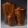 Small Praise Black Walnut Wood Cremation Urn