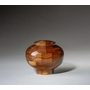 Keepsake Wisdom Black Walnut Wood Cremation Urn
