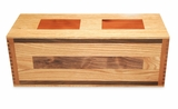 Kirby Hand-Crafted Hardwood Companion Cremation Urn