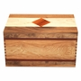 Kirby Hand-Crafted Hardwood Cremation Urn