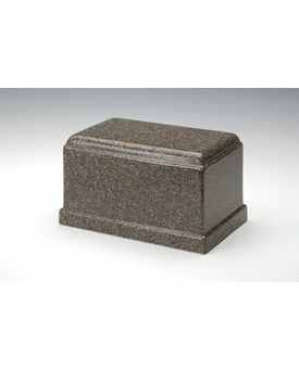 Kodiak Brown Olympus Cremation Urn - Engravable