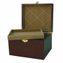 Large Paw Prints MDF Wood Pet Memory Chest