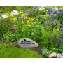 Large Pet Memorial River Rock -Stone Garden  Marker - Custom Engraved