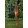 Large Reflections Bronze Finish Memorial Wind Chime Cremation Urn