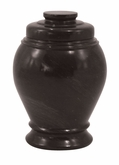 Love Ebony Marble Keepsake Cremation Urn
