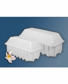 Majestic Top Seal Oversize Urn Burial Vault