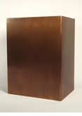 Marigny Custom Handcrafted Copper Cremation Urn