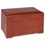 Marquis Cherry Wood Cremation Urn
