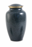 Maus Granite Brass Cremation Urn