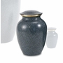 Maus Granite Brass Extra Small Cremation Urn