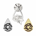 Memorial Tear® Lapel Pin Jewelry