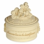 Memories Round Angel Keepsake Cremation Urn