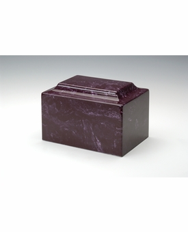 Merlot Classic Mini Keepsake Urn - Engravable