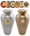 Military Emblem Arlington Cremation Urns