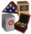 Military, Police & Firefighter Urns and Memorials