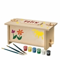 Mini Children's Farewell Pet Eco-Friendly Wood Pet Casket Kit