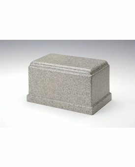 Mist Gray Olympus Cremation Urn - Engravable