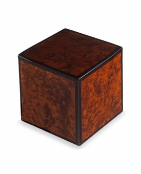 Montreaux Rustic Natural Burl Wood Keepsake Cremation Urn
