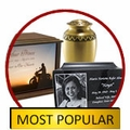 Most Popular and Best-Selling Cremation Urns and Memorials