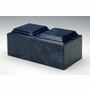 Navy Companion Cremation Urn Vault - Engravable