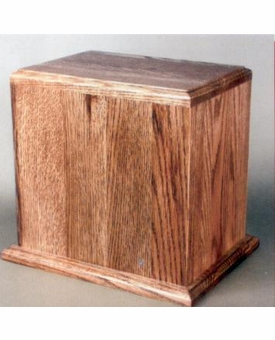 Oakwood Companion Cremation Urn
