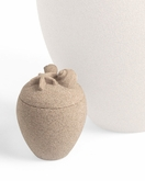 Oceana Seashells Handcrafted Sand Keepsake Cremation Urn