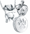 Pacific Urns Pet Cremation Jewelry