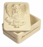 Peace Angel Keepsake Cremation Urn Box