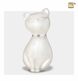Pearl Princess Cat Pet Cremation Urn