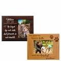 Pet Memorial Picture Frames