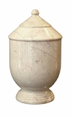 Petra Cameo Marble Medium Cremation Urn