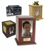 Photo Cremation Urns