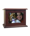 Photo Or Plaque Keepsake Chest Cremation Urn