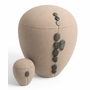 Piedra Handcrafted Sand and Pebble Cremation Urn