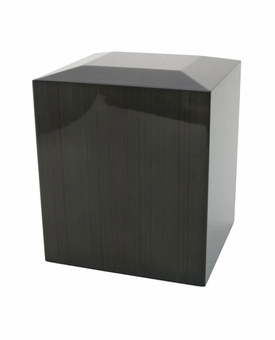 Platinum Companion Wood Cremation Urn