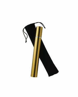 Polished Brass Keepsake Scattering Tube (SET OF 6)