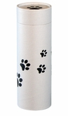 Precious Paws Eco Friendly Cremation Urn Scattering Tube in 3 sizes