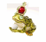 Prince Charming Jeweled Keepsake Cremation Urn