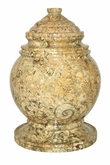 Princess Fossil Marble Cremation Urn