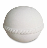 Quartz Round Sand and Gelatin Biodegradable Cremation Urn