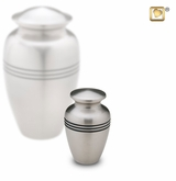 Radiance Pewter Keepsake Cremation Urn