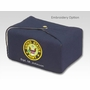 Renaissance Military Fabric Cremation Urn - Navy Blue