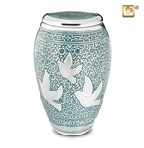 Returning Home Doves Cremation Urn