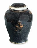 Rialto Hand-Thrown Porcelain Vase Cremation Urn