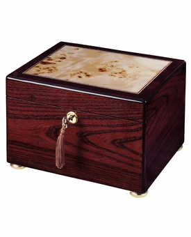 Rosewood Hall Reflection Cremation Urn Chest