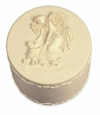 Rounds Keepsake Cremation Urn Box