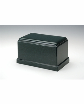 Sea Holly Green Olympus Cremation Urn - Engravable