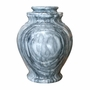 Serenity Cashmere Gray Marble Cremation Urn